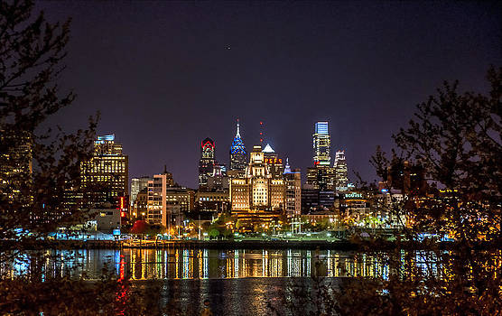 Brotherly Lights by Michael Misciagno