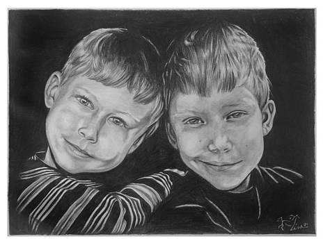 Brothers by Lisa Nadler