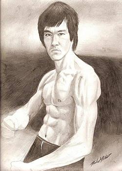 Bruce Lee by Michael Mestas
