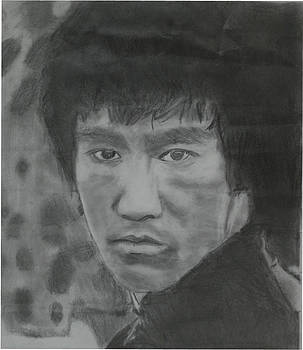 Bruce Lee by Terence Leano