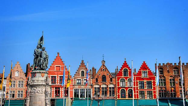 Brugge 4 by Olivier Hudner