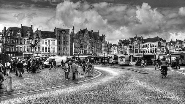 Brugge by Olivier Hudner