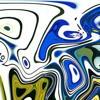 Brush Stroke 1 by Odi  Kletski
