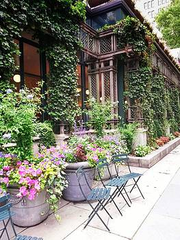 Bryant Park NYC 3 by John  Duplantis
