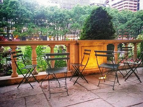 Bryant Park NYC  by John  Duplantis
