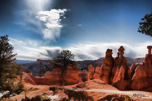 Bryce Canyon Drama by Marti Green