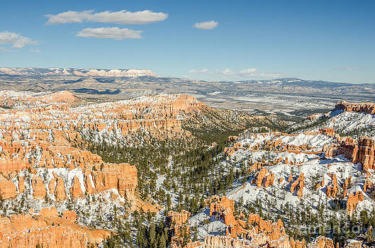 Bryce in Winter by Sue Smith
