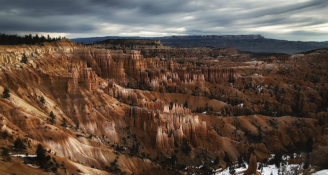 Bryce Sunrise by Nick Oman