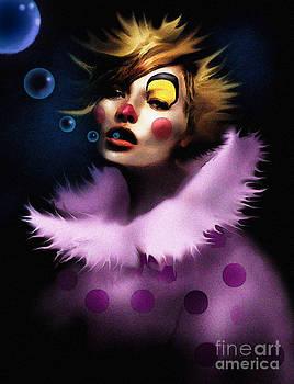 Bubble Clown by Robert Foster