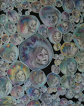 Bubble People by J Tanner