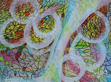 Bubble Tree by Nereida Rodriguez