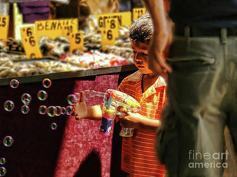 Bubbles by Jeff Breiman