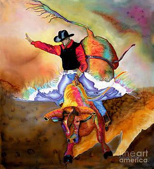 Anderson R Moore - Bucking Bull