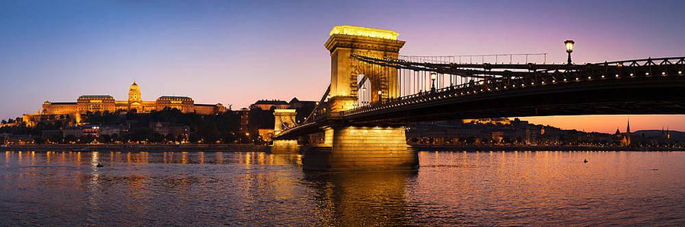 Budapest Panorama by Istvan Nagy