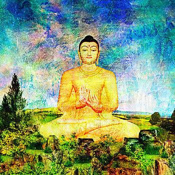Buddha by Ally  White