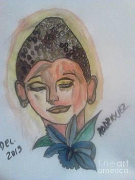 Buddha by Amelia Rodriguez