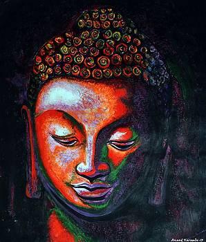Buddha by Anand Karambe