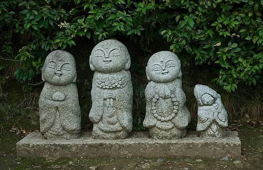 Buddha Baby by Ruby And Wolf