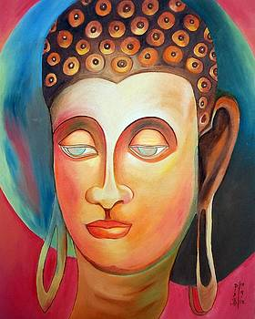 Buddha  by Dipali Deshpande