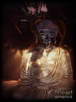Buddha by Eva Thomas