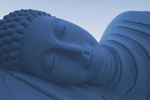 Buddha in Nirvana  by DM Photography- Dan Mongosa