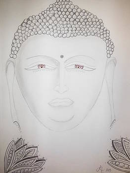 Buddha by Lori Thompson