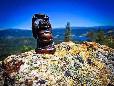Buddha over Bear by Dan Julien