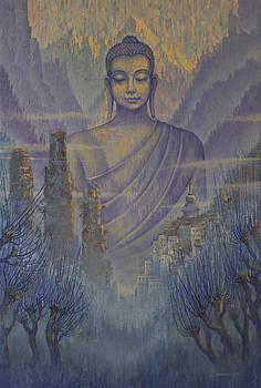 Vrindavan Das - Buddha. Valley of silence