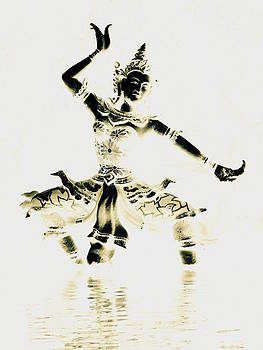 Ramona Johnston - Buddhist Dancer