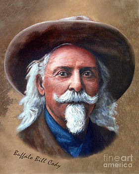 Buffalo Bill by Stu Braks