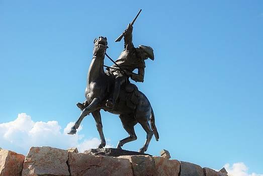 Buffalo Bill - Wyoming by Dany Lison
