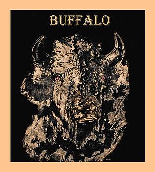 Buffalo by Herbert French