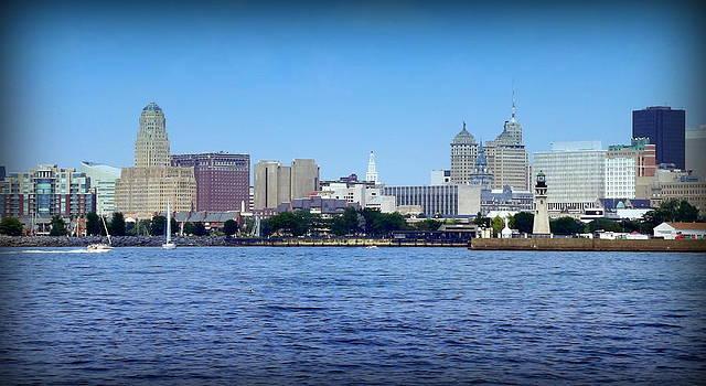 Buffalo New York by John Carncross