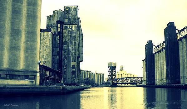 Buffalo River by John Carncross