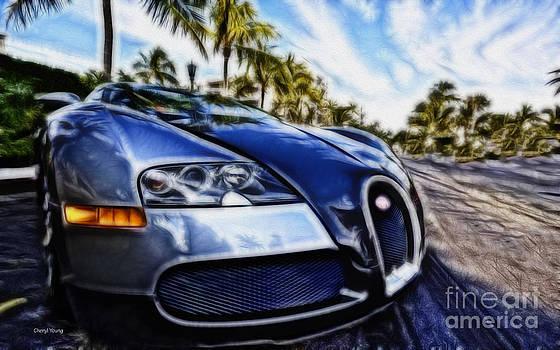 Cheryl Young - Bugatti