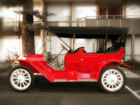 Donna Blackhall - Buggy Ride