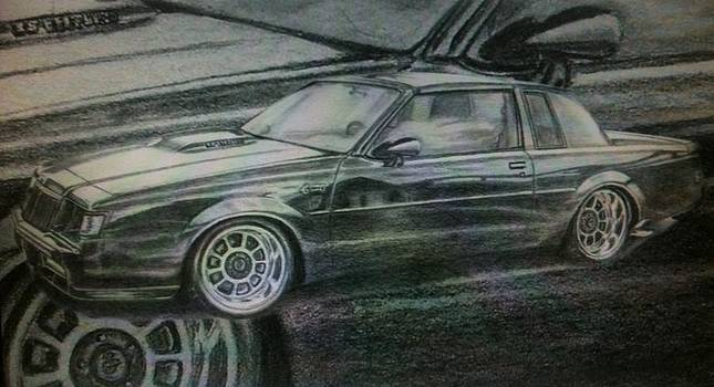 Buick grand national by Frankie Thorpe