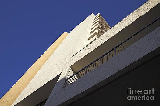 Building Abstract by Tony Cordoza