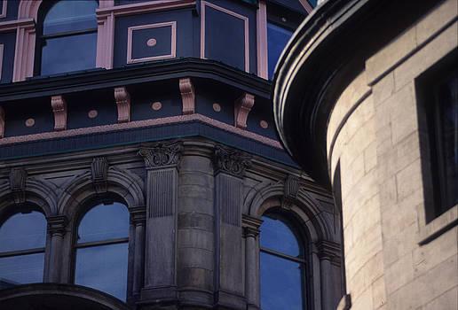 Harold E McCray - Building Facade -Montreal