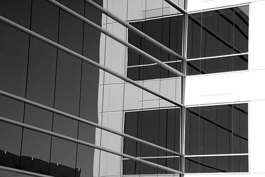 Building Reflection by Billy Lewis