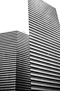 Buildings Abstract by Kevin Duke