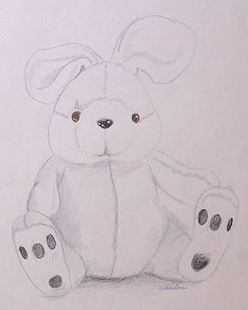 Bunny by Kathy Weidner
