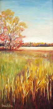 Bur Oak by Brandi  Hickman