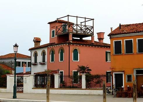 John Tidball  - Burano Roof Terrace