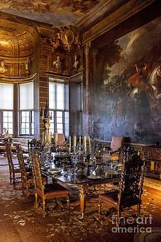 Svetlana Sewell - Burghley House Dinner