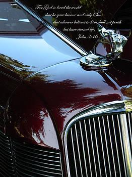Nicki Bennett - Burgundy Classic Auto John 3 16