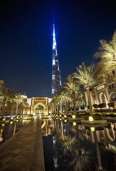 Burj Khalifa Swoard by John Swartz