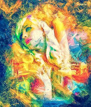 Burning dream by Denis Galkin
