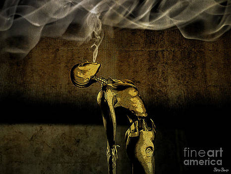 Burning Inside by Sina Souza