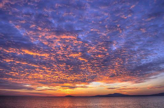 Burning Sky by Dimitar Rusev
